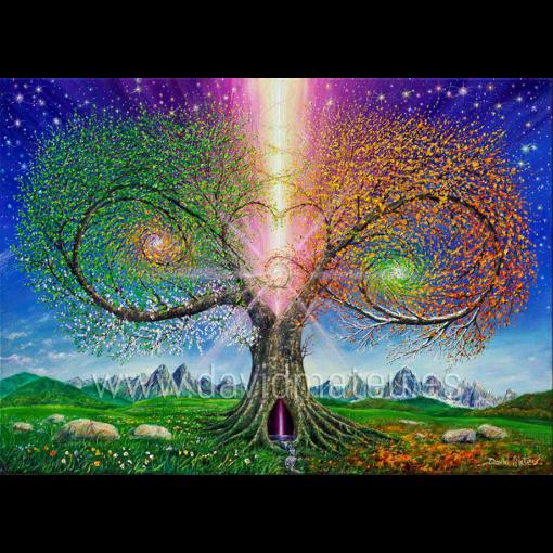 El Árbol de Amor Infinito